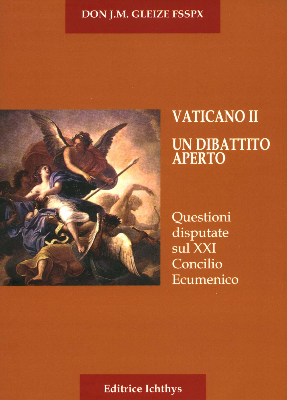 VaticanoII un dibattito aperto