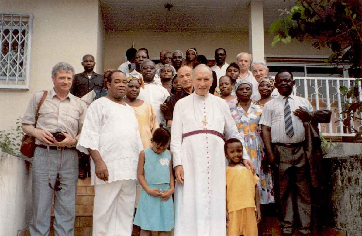 Gabon 1990